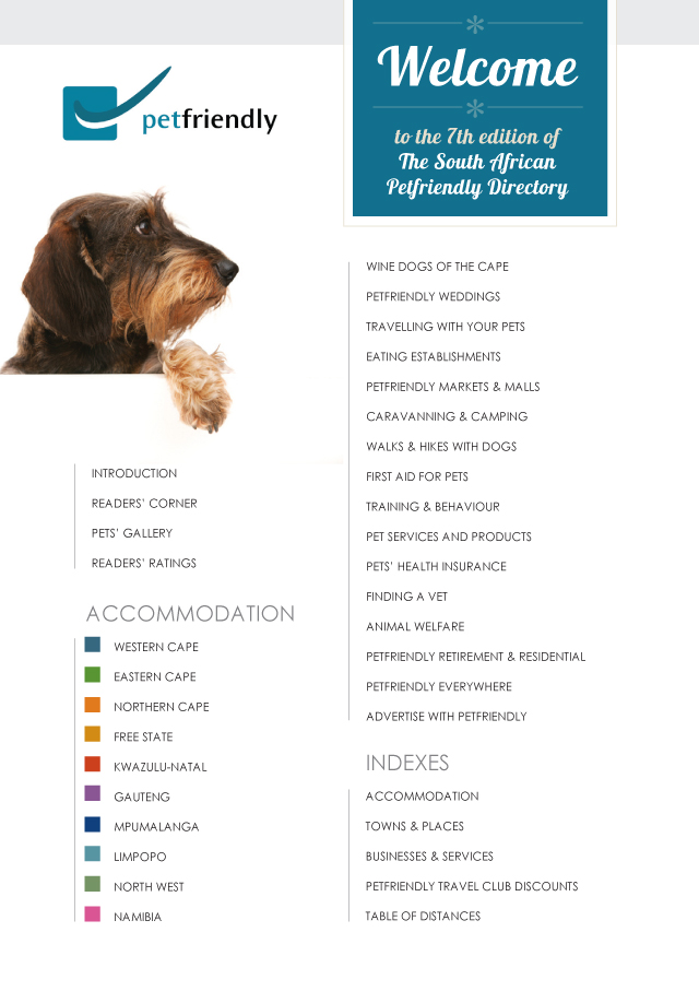 Petfriendly-Directory-Contents